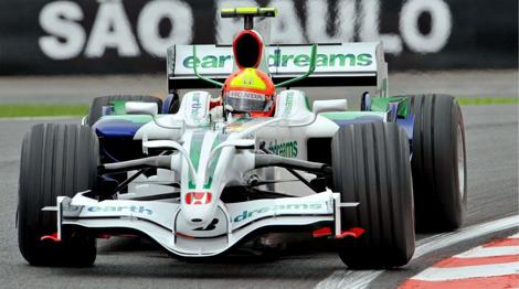Honda, equipe histórica de Formula 1 de 2008 - masili.com.br